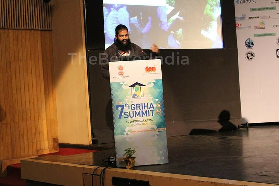 This Delhi Pilot Is Getting People to Embrace Nature by Teaching Them Tree Climbing-Saving Trees-Saving environment-New Delhi Nature Society NGO Delhi
