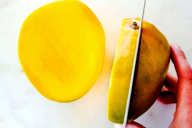 Plant Mango Seed