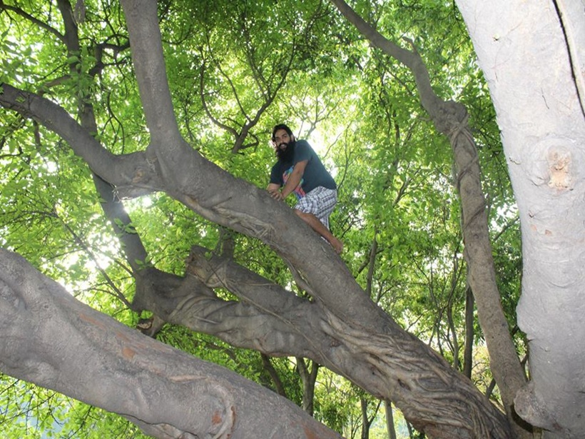 How I cured myself of tree blindness_Verhaen Khanna Co-founder of New Delhi Nature Society NGO Delhi